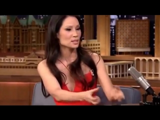 Lucy Liu opens up on her feeding technique for son Rockwell