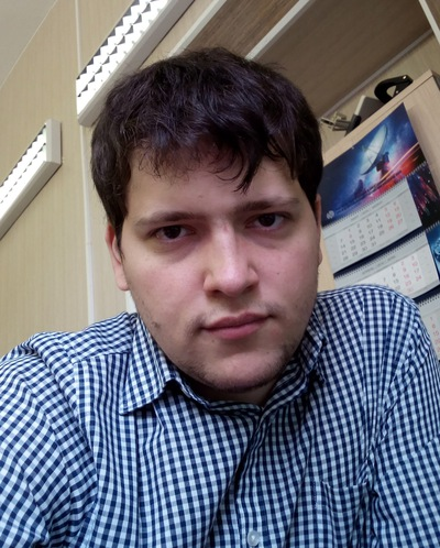 Дмитрий Калябин