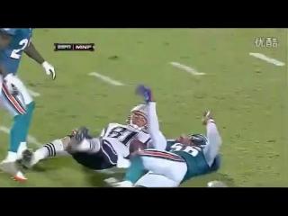 Patriots vs Dolphins 2011 2nd Half