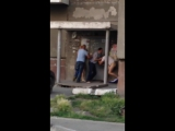 Драка в Челябинске. Догола раздел)))