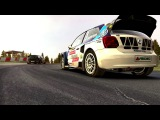 DiRT Rally: the Multiplayer trailer [RU]