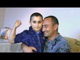 Зрители Первого канала могут помочь мальчику без обеих ног приобрести высокотехнологичный протез. Новости. Первый канал