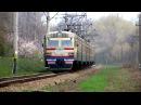 ЭР9Т-4009ЭР9Т-4055 рейсом № 6307 Нежин-Чернигов.