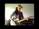 Country Tele In the style of Troy Cook Jr feat Laura Lasse