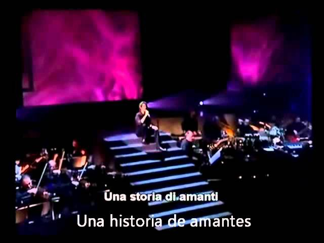 Un amore per sempre.(subtitulos español) Joshua Groban
