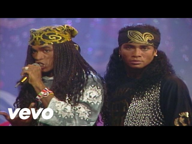 Milli Vanilli - Keep On Running (Wetten, dass ... 03.11.1990) (VOD)