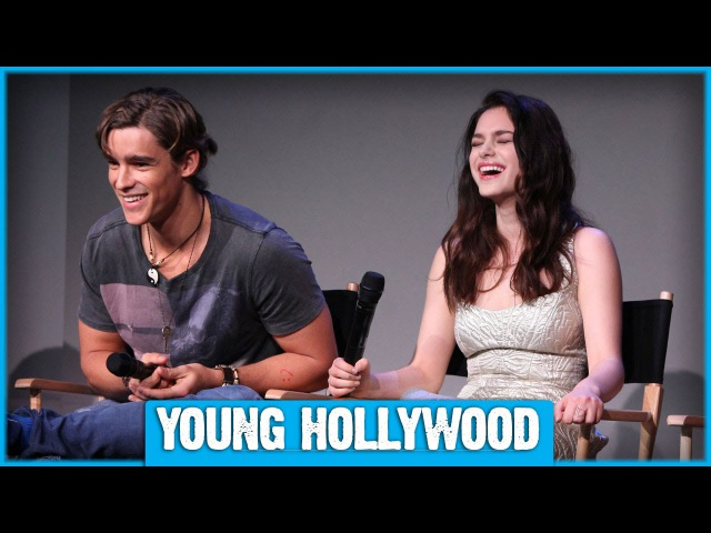 THE GIVER Cast's Impromptu Jam Session!