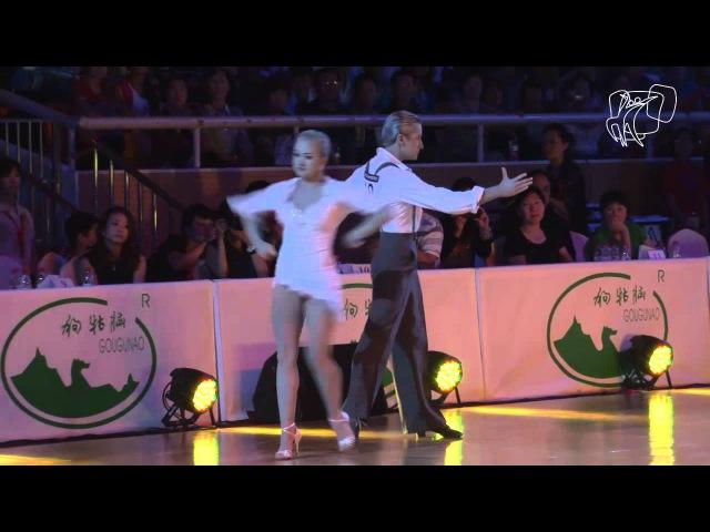 2012 World Freestyle LAT R1 | SCHMITT - SALIKHOVA, FRA