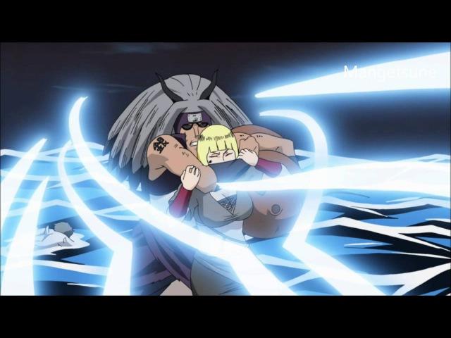 AMV Darui vs Ginkaku and Kinkaku Ninja war