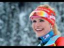 Биатлон 2016.Женщины.Индивидуальная гонка 15 км.Этап в Рупольдинге, Германия 14.01.2016