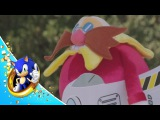 Sonic The Hedgedog Act 2 (Dr. Eggman Boss Battle)