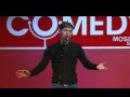 Comedy club. Павел Воля. Кавказец