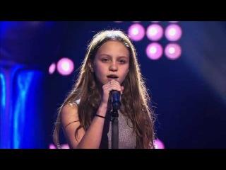 Resa – 'Nothing else matters' | Blind Audition | The Voice Kids | VTM