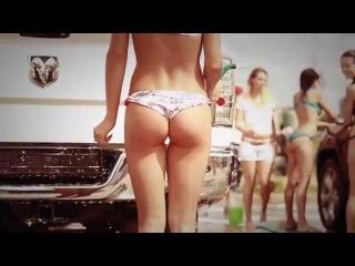 Bikini Fest OMSK 2013 - Car Wash by Anton Nikeev HD