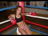 Девочка боксер покорила интернет! Шок! Смотреть до конца