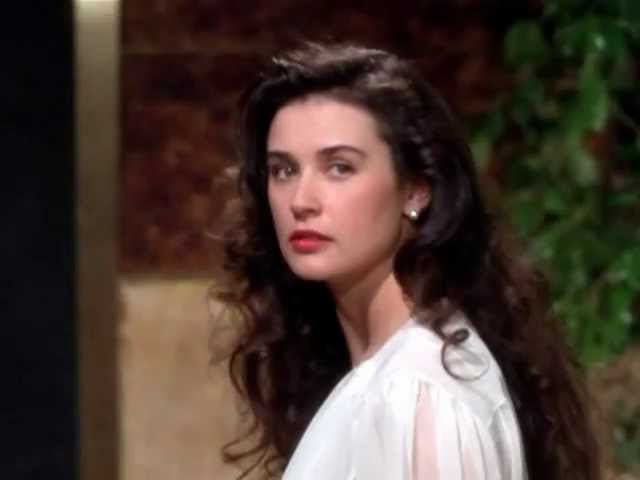 Moonlighting Bruce Willis Demi Moore