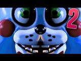 ПЯТЬ НОЧЕЙ ФРЕДИ #2 | Five Nights At Freddys 2
