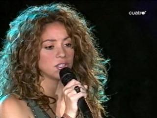 Shakira - No (piano mix) and La Tortura - Concierto De Los Numero 1