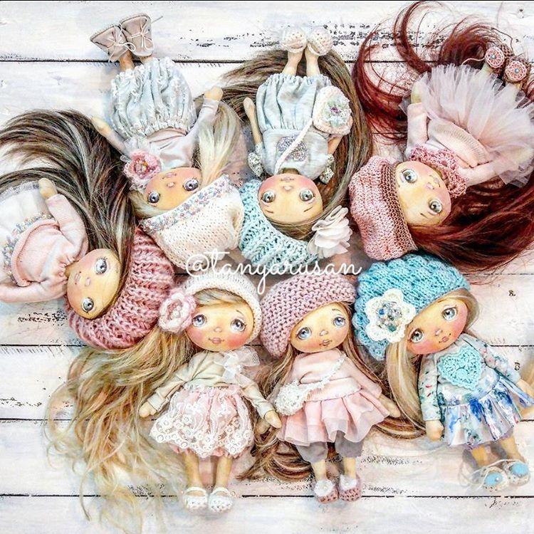 куклы татьяны русан