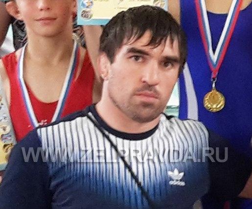 Хубиев А.Х.: я хотел бы, чтобы родители прививали своим детям любовь к спорту