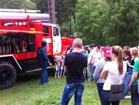 Отдыхающим в Зеленчукском районе рассказали правила безопасного поведения