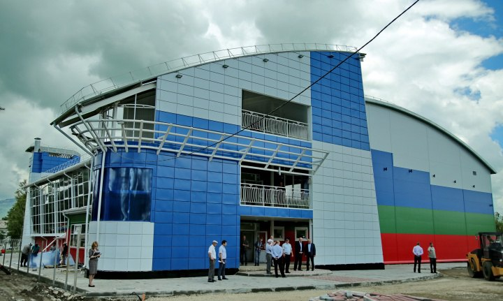 В станице Преградной появится современный физкультурно-оздоровительный комплекс