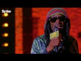Snoop Dogg performs Bob Marley & The Wailers'