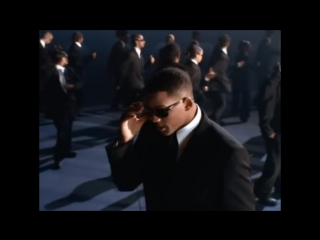 [Люди в черном  Men in Black](1997) Will Smith — Men In Black
