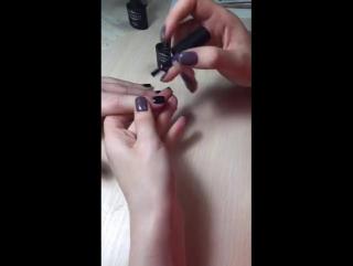 Трансляция мастер-класса по  выравниванию ногтевой пластины и знакомству с гель-лаками Komilfo от Ксении Чумак