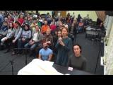 «Джай Амбе» у Андрея Лапина, поёт Диана Кириенко