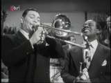 Jack Teagarden mit Louis Armstrongs All Stars 1951 Basin Street Blues