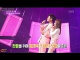 160625 Irene (Red Velvet) & Park Bo Gum @ Entertainment Weekly Interview [РУС.САБ]