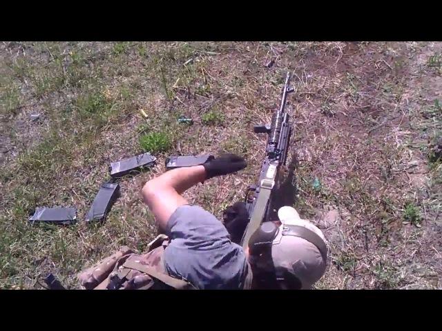 Стрельба из Сайги 20к - 4