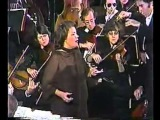 Концерт Елены Образцовой в Нью-Йорке, 1978The concert of Elena Obraztsova in New York, 1978