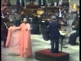 Концерт Елены Образцовой в Токио, 1981The concert of Elena Obraztsova in Tokyo, 1981