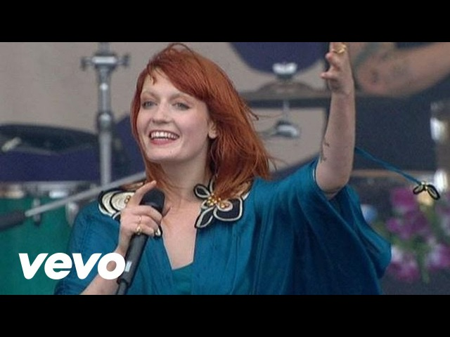 Florence The Machine - Dog Days Are Over (Live At Oxegen Festival, 2010)
