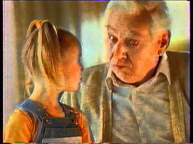 Реклама на ОРТ 25 января 1998