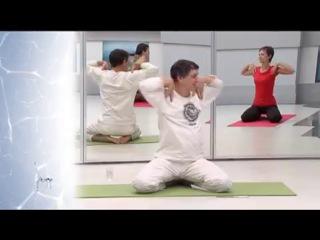 Кундалини-йога для начинающих на канале Живи!. Домашняя практика. Йога дома