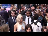 Jennifer Lawrence suffers ANOTHER fall at X Men Apocalypse London premiere