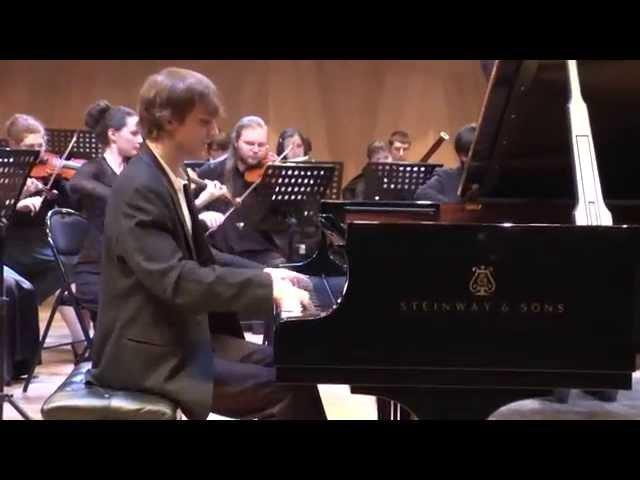 Чайковский. Концерт № 1 для фортепиано. Александр Лубянцев