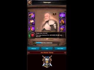 Top 1 in kingdom 441 skill