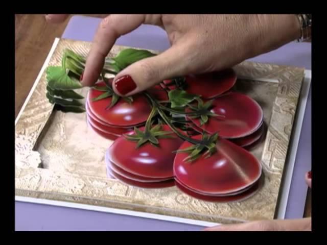 Arte francesa Tomate