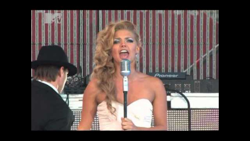 Настя Задорожная - Твоя моя любовь (MTV Open Air)