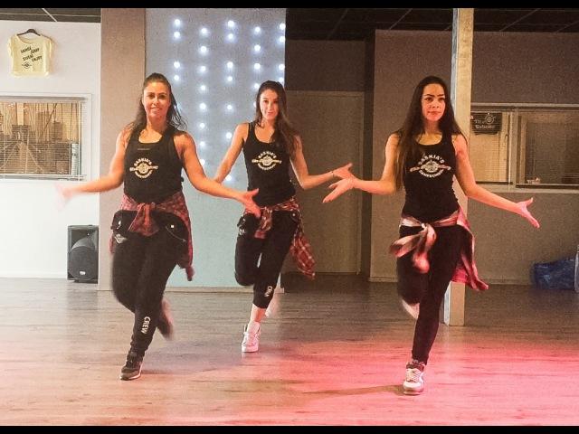 Dasoul - El No Te Da - Easy Fitness Dance Choreography