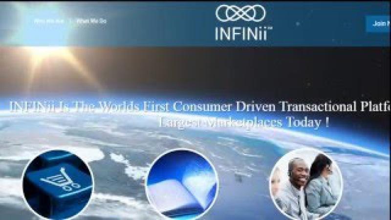 Как вывести деньги на карту в компании INFINii | Инфиниай