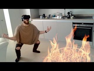 Paranormal Activity / SUMMONING SATAN IN VR!! (HTC Vive - Part 8)