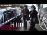HIM VILLE VALO Making of ONYX.tv Schattenreich 2003