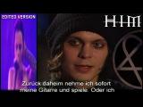 HIM VILLE VALO unplugged &amp interview EDIT ONYX.tv Schattenreich 2003