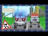 ✔ Carros para niños / Aventuras de un vehículo de bomberos / Dibujos animados educativos ✔