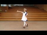 【MHX】Let'sニャンスを踊ってみた【いとくとら ソロver 】2016.3.18